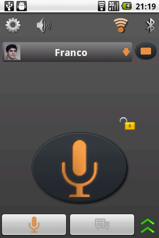 Easy Walkie Talkie Chat Free