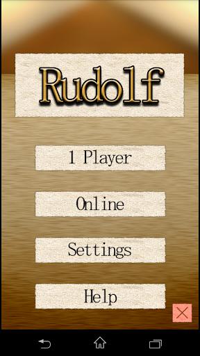Rudolf シンプルなのに奥が深い心理戦ボードゲーム