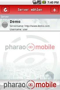 pharao app