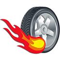 Red Speedo Dynomaster Layout icon