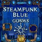 Blue Steampunk GoSMS Pro Theme icon
