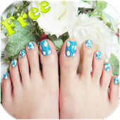 Best Toes Nail Designs