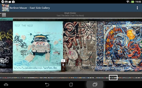 Berl. Mauer: East Side Gallery – Miniaturansicht des Screenshots