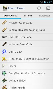 ElectroDroid Pro - screenshot thumbnail