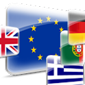 Euro Dictionary DEMO logo