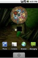 Screenshot of Majora's Mask Clock Widgets