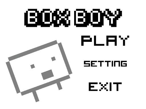 Box Boy 박스 보이