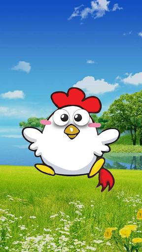 鶏の鳥の話