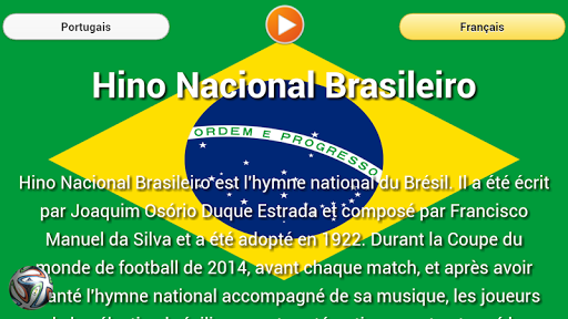 National Anthem of Brazil