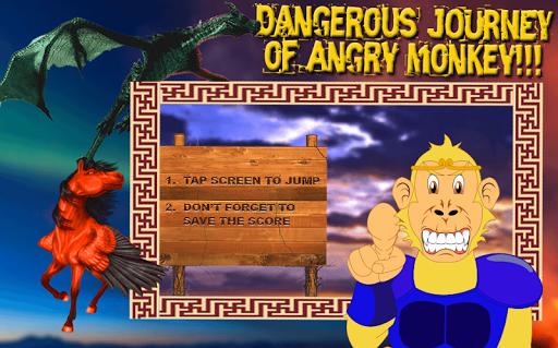 Angry Monkey Saga