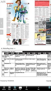 Pueblo Chieftain for tablets - screenshot thumbnail