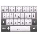 German for Smart Keyboard icon