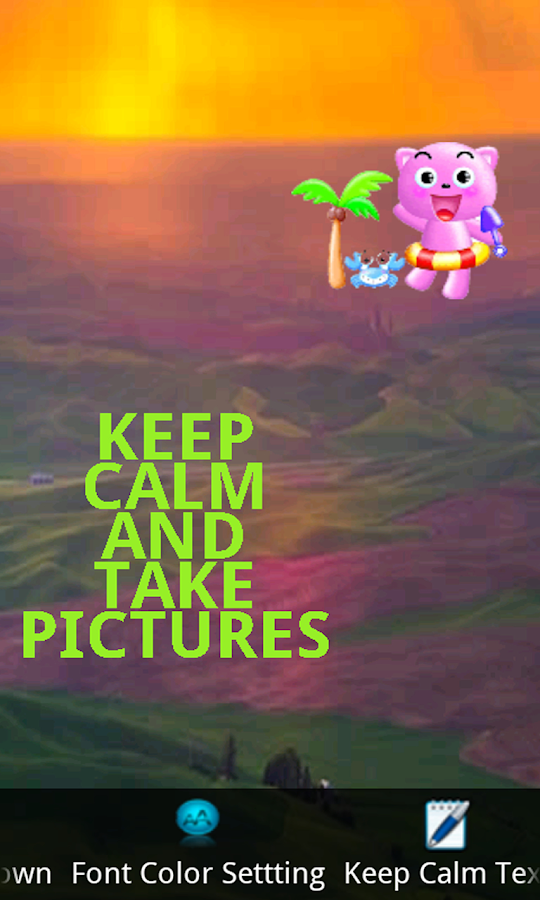 Keep Calm and Have Fun Free - screenshot