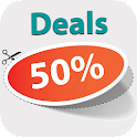 mDeals - Coupons India icon