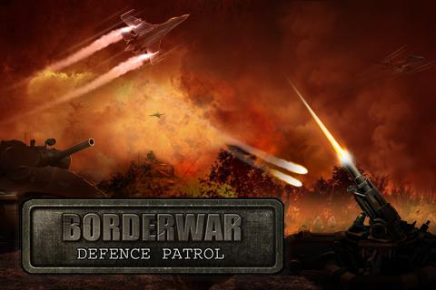 Border War Defence Patrol - screenshot