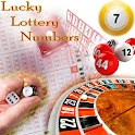 Lucky Lottery Numbers logo