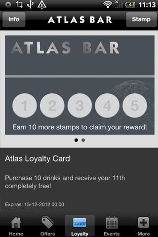 玩免費生活APP|下載Atlas Bar app不用錢|硬是要APP