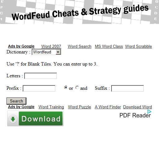 Wordfeud Cheats & Strategy