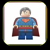 Reveal Lego : Sliding Puzzle