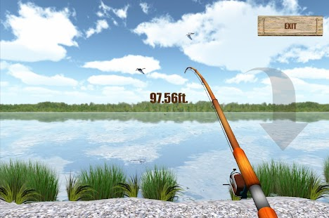Fishing 3D. Tournaments 體育競技 App-癮科技App