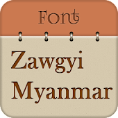 Zawgyi Myanmar Fonts Free