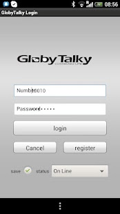 GlobyTalky - Connected Life- screenshot thumbnail