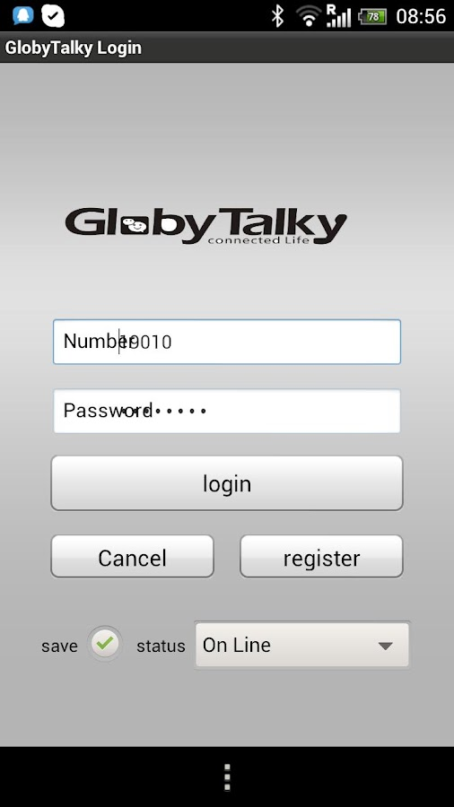 GlobyTalky - Connected Life- screenshot