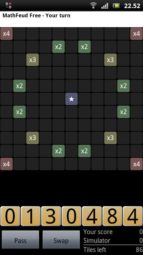 MathFeud- screenshot