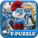 The Smurfs Puzzle (3 modes) icon