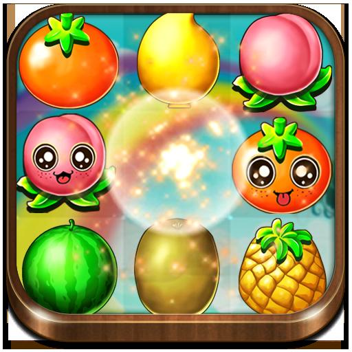 水果缤纷乐 解謎 App LOGO-硬是要APP