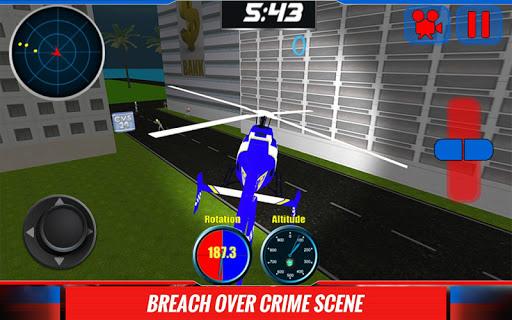 911警用直升机3D辛 玩模擬App免費 玩APPs