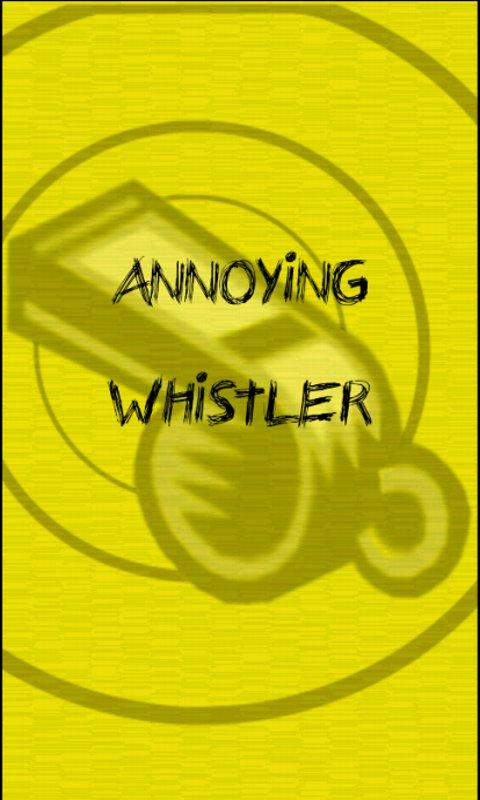 Annoying Whistle (Sqeak)- screenshot