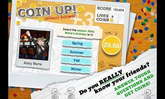 Screenshot of Trivia Friends