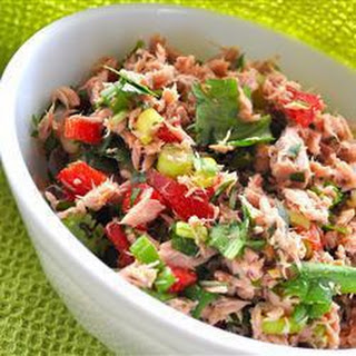 Diet Tuna Salad