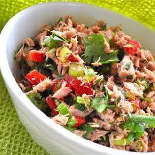 Diet Tuna Salad.