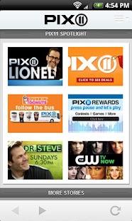 PIX11 News - New York - screenshot thumbnail