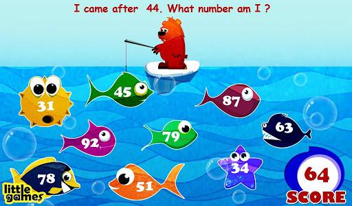 【免費解謎App】Kids Number Fishing-APP點子