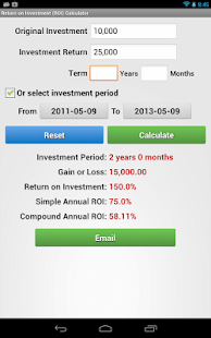 Financial Calculators Screenshot 39