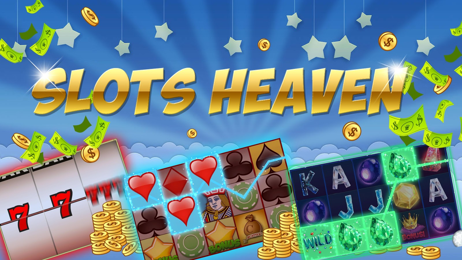 Slots Heaven: FREE Slot Games!- screenshot