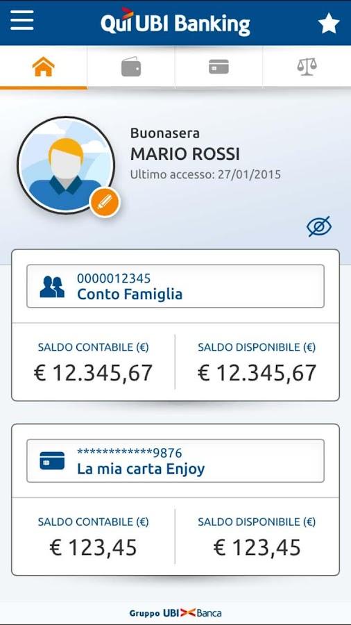 Applicazioni Bancarie Di Internet Banking Di Banca Per Mac Haceropaga