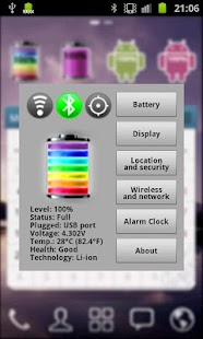 Rainbow Battery- screenshot thumbnail