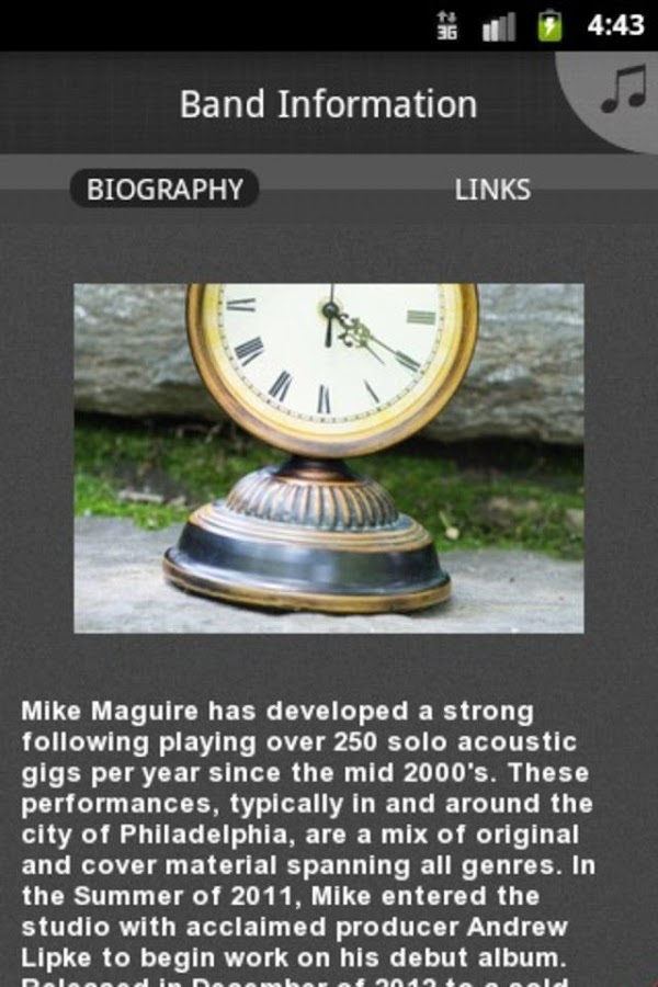 Mike Maguire - screenshot
