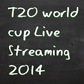 T20 WorldCup 14 Live Streaming