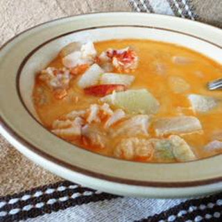 Grandpa Seamone's 'Lobster Chowder'