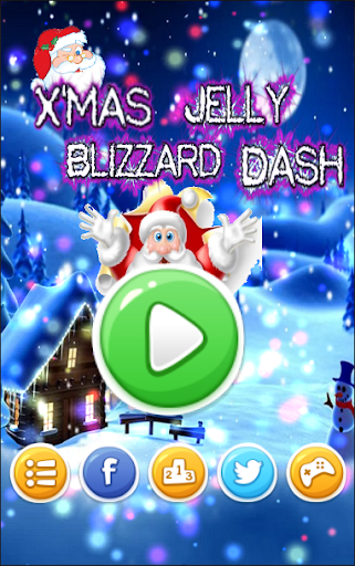 X'mas Jelly Blizzard Dash