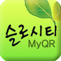 슬로우시티MyQR logo