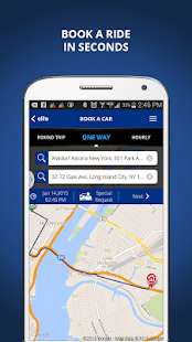 Elite Limousine App- screenshot thumbnail
