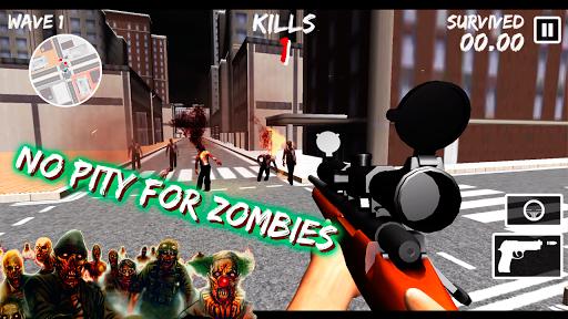 Zombie Sniper Game 1.08 screenshots 10