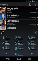 Screenshot of Dialer One – free smart dialer