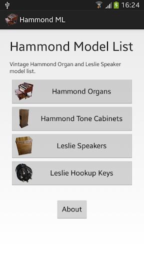 Hammond ML